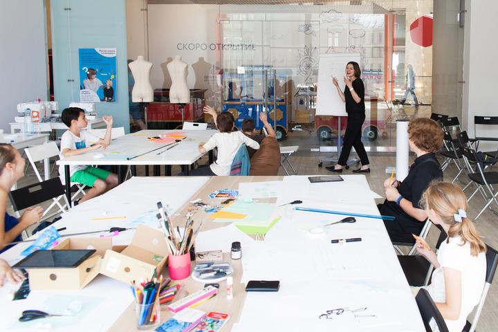 День открытых дверей Летней школы креативных профессий