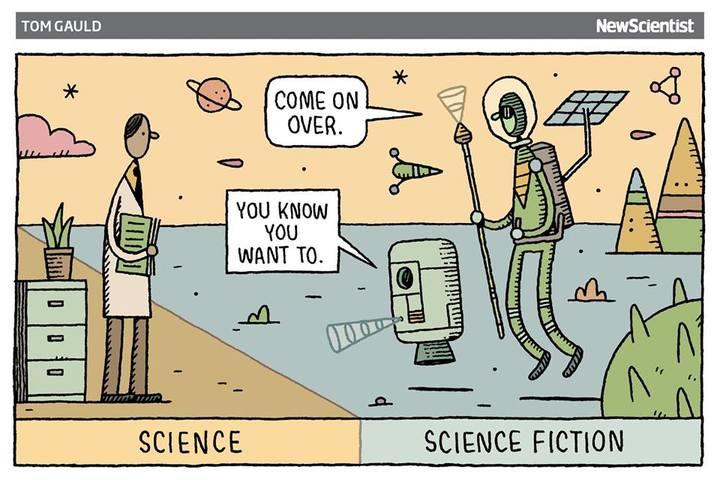 Структура знаний. Чего мы хотим от науки