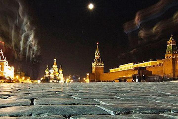 По следам московских привидений. Мистическая Москва