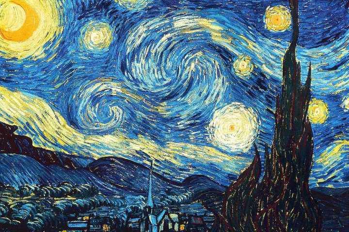 Ван Гог: тайны пейзажей