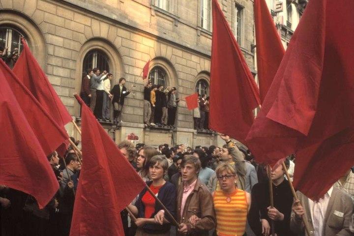 Культурная революция мая 1968
