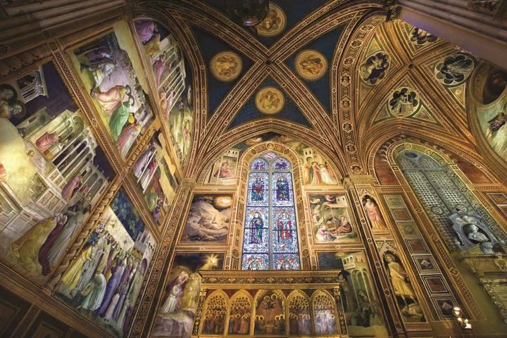 Пять жемчужин Флоренции: от Санта Мария Новеллы к Санта Мария дель Кармине
