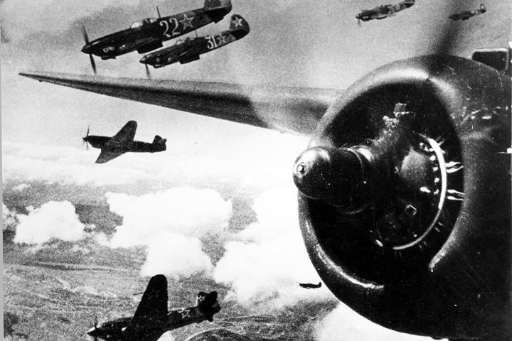 «22 июня 1941 года — сражение за небо». Лекция Михаила Тимина