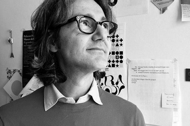 Лекция Леонардо Сонноли на фестивале Typomania