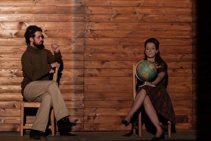 Спектакль Дмитрия Волкострелова «1968. Новый мир»