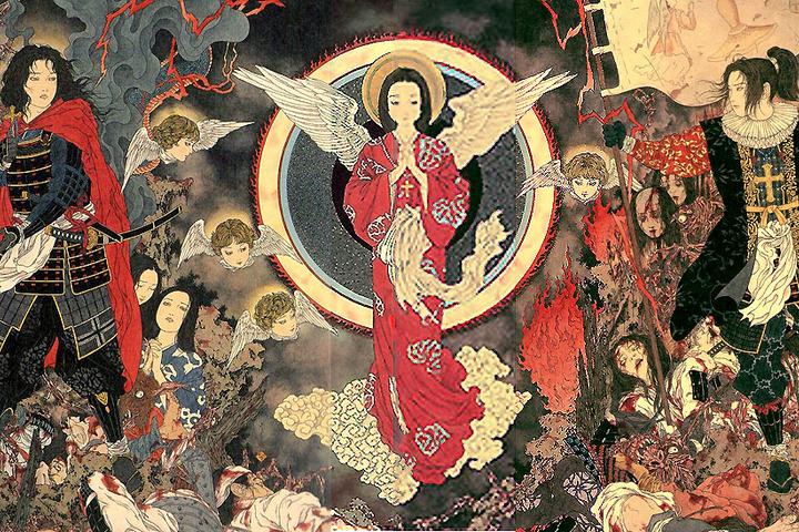 Тема христианства в японской литературе XX века