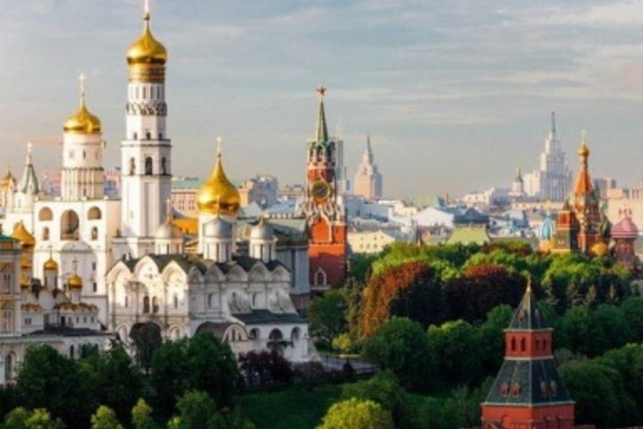 Обзорная экскурсия по Москве (пешеходная)
