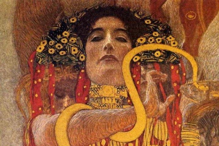 Густав Климт: страсть и золото | Синхронизация в Доме Смирнова