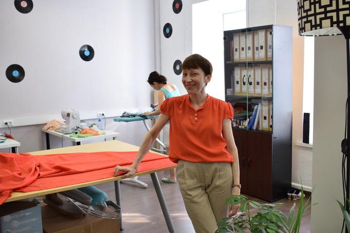 Введение в швейное мастерство для детей от 8 лет