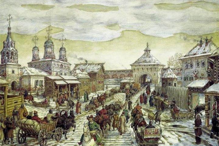 Московские причуды, или Занимательные истории Белого города - 2