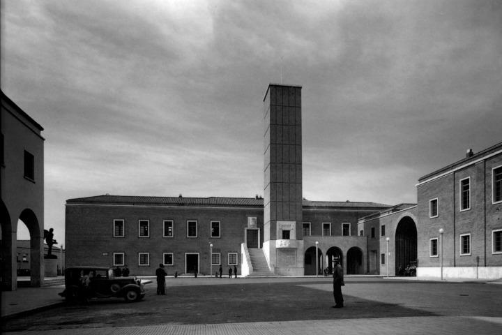 «Opera del regime»: архитектура и градостроительство Италии между двумя мировыми войнами