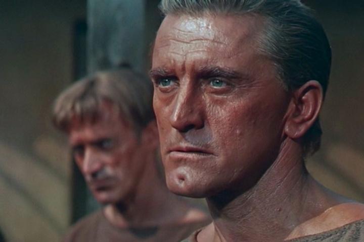 Бесплатный кинопоказ на английском: Spartacus (Спартак)