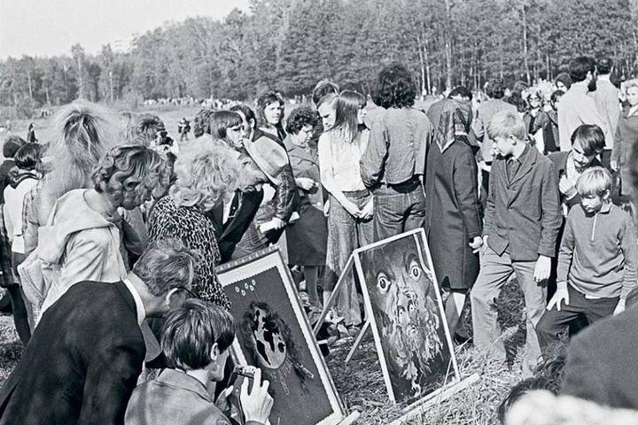 Лекция: «Советское искусство 1960х – 1970х: неофициальная перспектива»