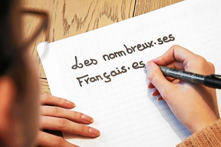 """Лекция """"Равенство полов во французском языке"""""""