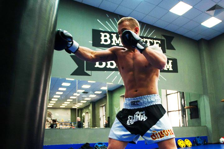 Бесплатный мастер-класс по тайскому боксу