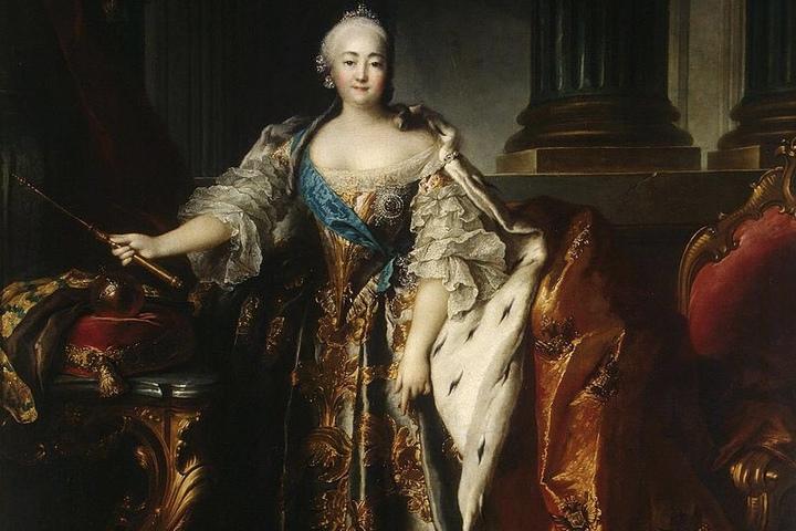 «ЛИЦА XVIII-го СТОЛЕТИЯ» — Елизавета Петровна — «Управление государством» - часть V