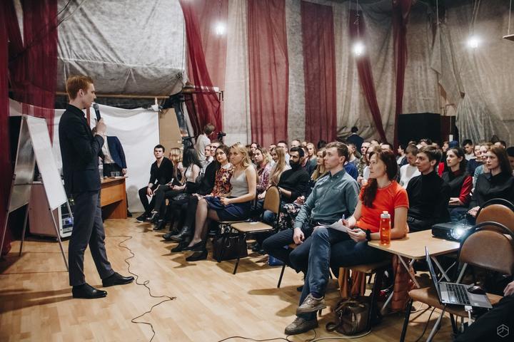 Интенсив по ораторскому искусству. 1 занятие
