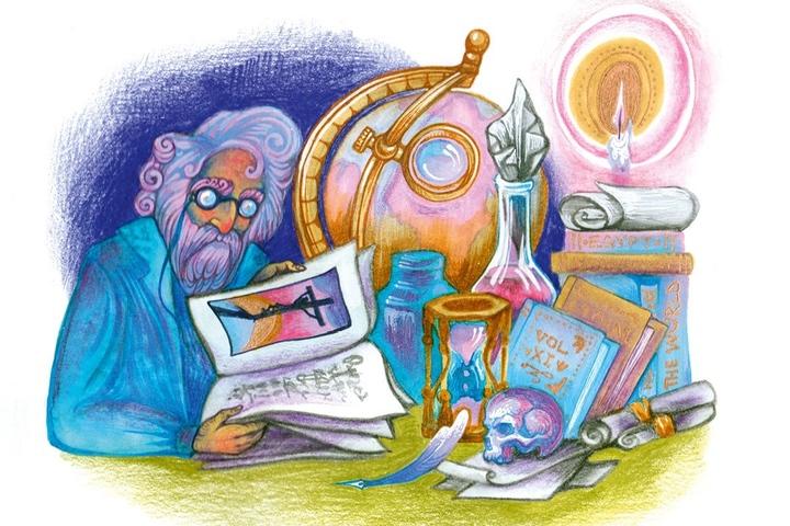 """""""Религии мира"""" зовут! Презентация книги для детей"""