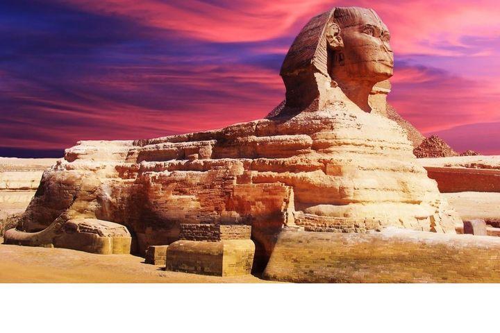 Архитектурные шедевры Древнего Египта
