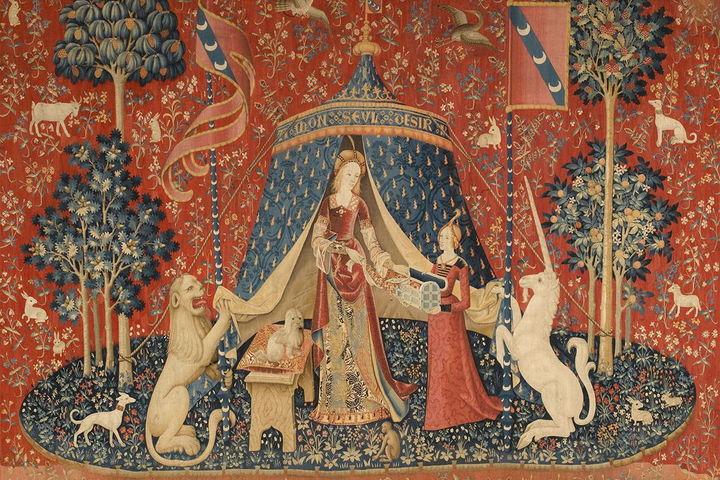 Как приручить единорога: искусство шпалеры в эпоху Средневековья