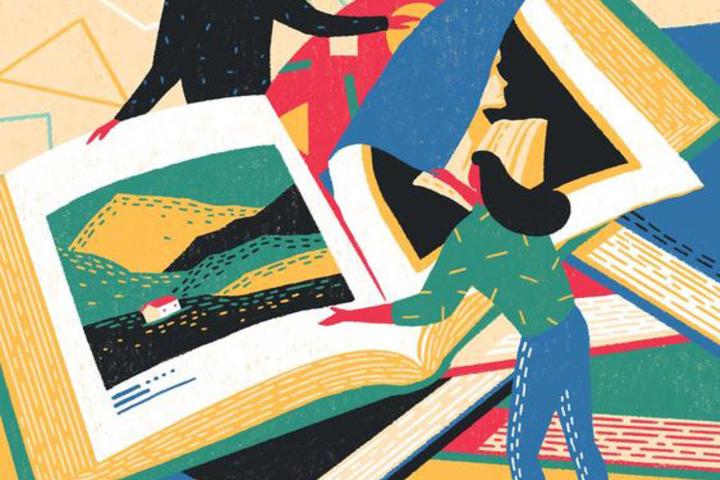 Книжный своп. Дискуссия «Писатель – читатель – издатель в цифровую эпоху»