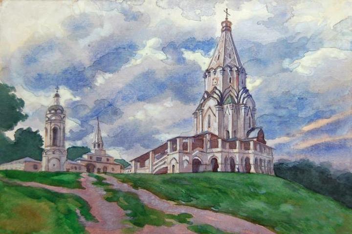 Коломенское - история через века