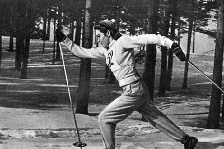 «Битва за спортивные штаны, или Из истории женского спортивного гардероба». Лекция Людмилы Алябьевой