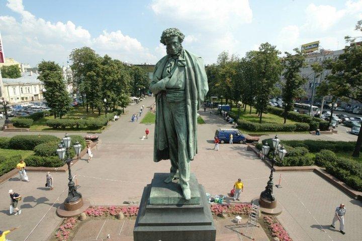 Пешеходная экскурсия «Я памятник воздвиг, или От Пушкина, с Пушкиным, о Пушкине, до Пушкина»