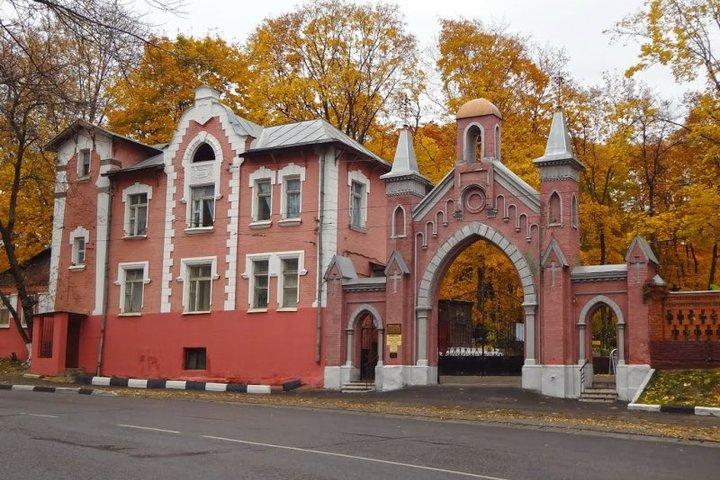 Пешеходная экскурсия «Иностранцы в Москве. Введенское кладбище»