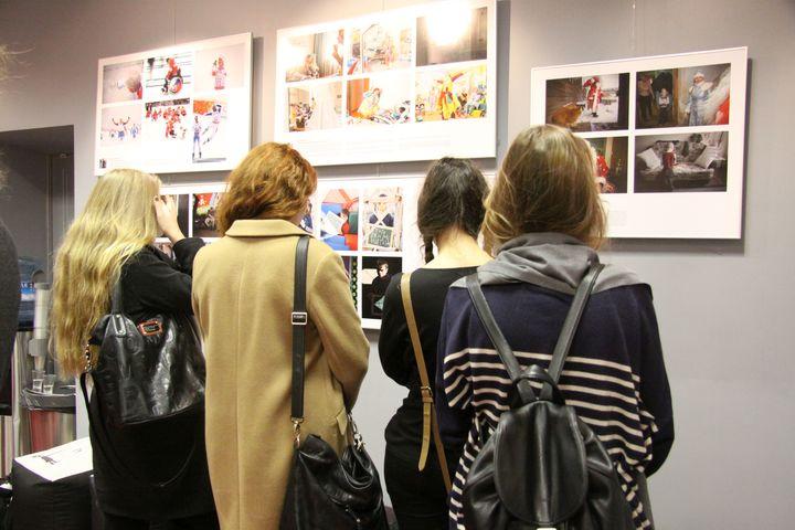 Открытие Всероссийского фестиваля «Молодые фотографы России — 2018»