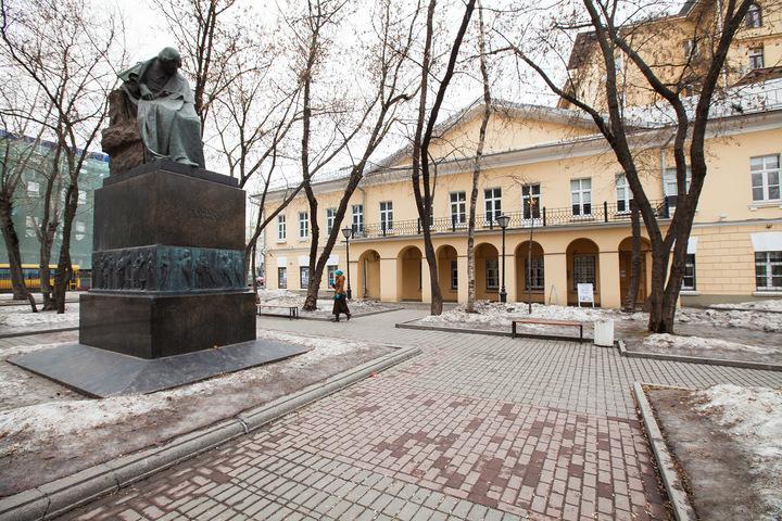 Гоголь и Москва