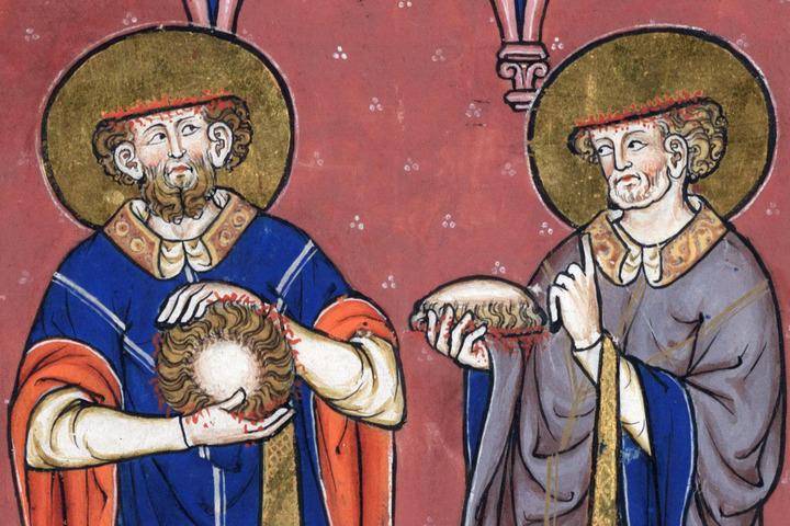 Святое и непристойное на одной картине? Изучаем искусство Средневековья