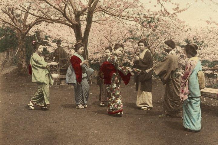 «Идеалы женской красоты в искусстве Японии»