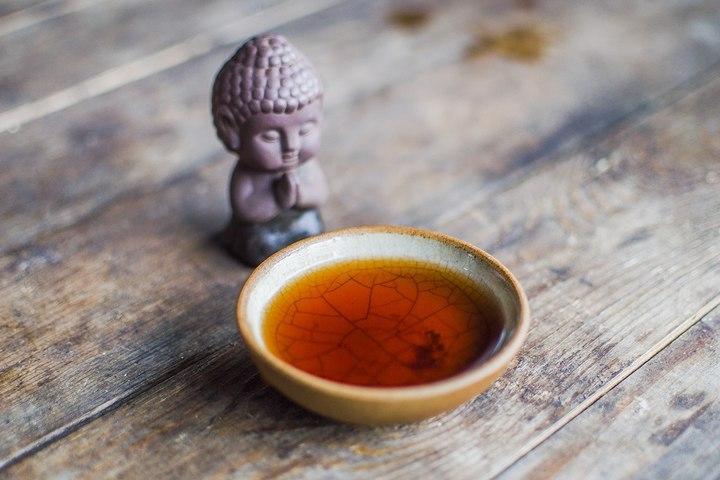 Практика Осознанности Майндфулнес в чайной