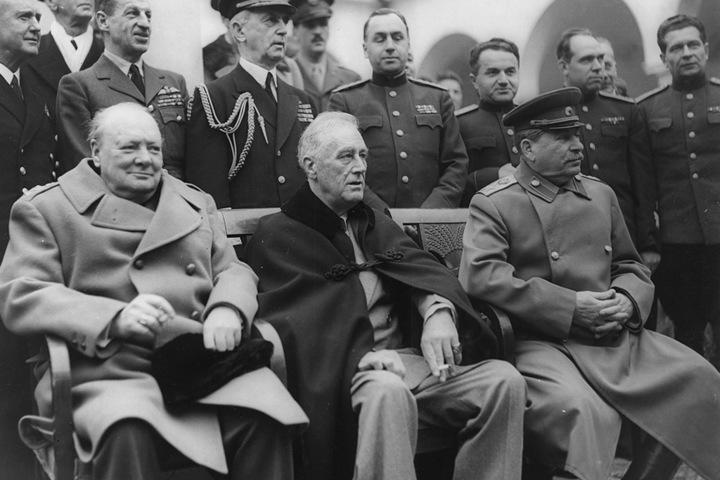 Николай Сванидзе. Сокрушившие фашизм. Лидеры победивших держав