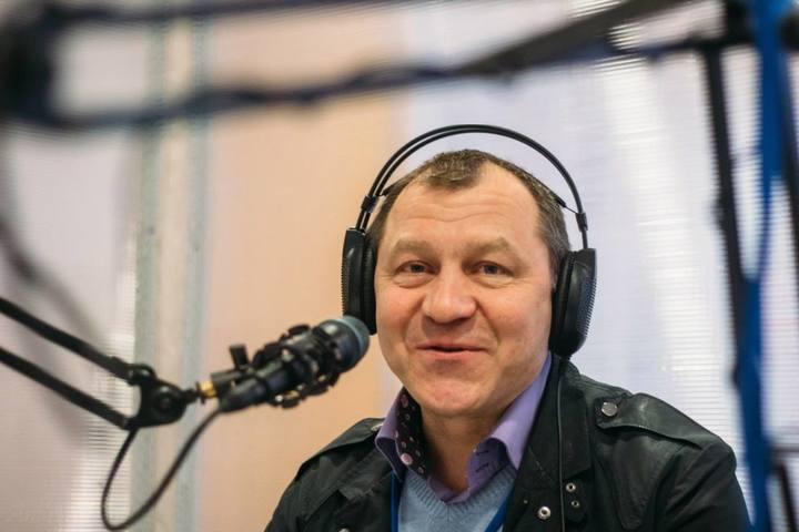 Встреча с продюсером Олегом Грабко