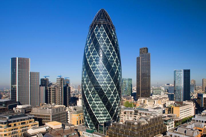 Современные небоскребы. Куда стремится высотная архитектура сегодня?