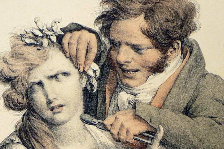 """""""Гадкая мода"""": волосы, краска и помада"""
