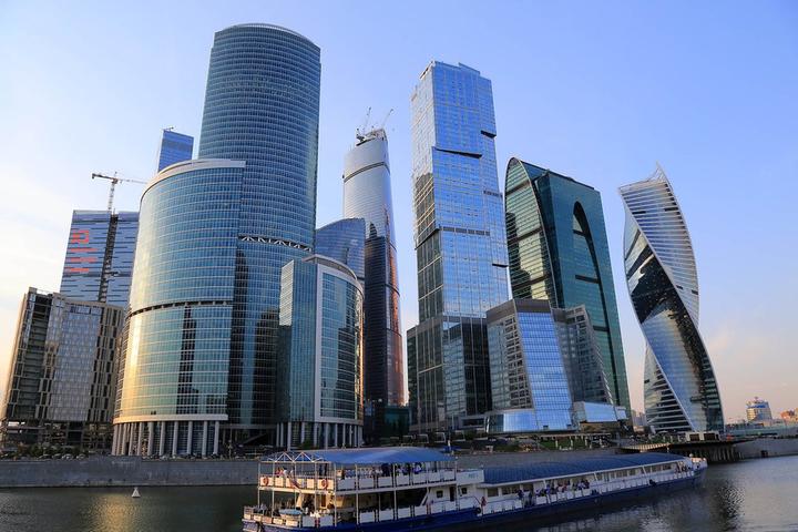 Москва-Сити: История длинной в 25 лет