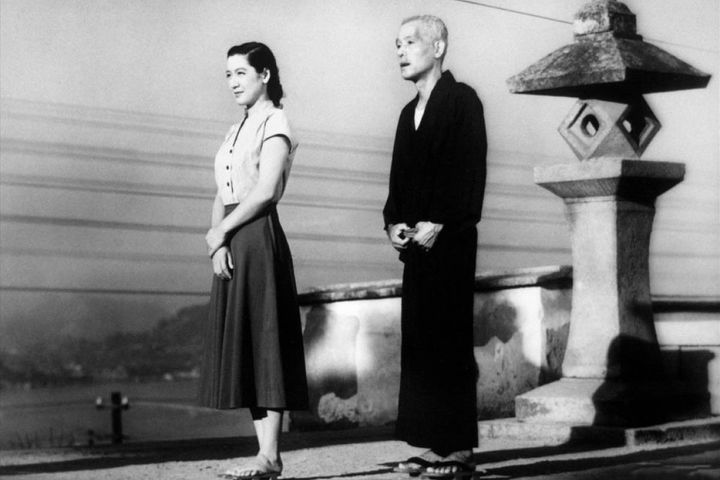 Просмотр с обсуждением «Токийская история» Ясуджиро Одзу