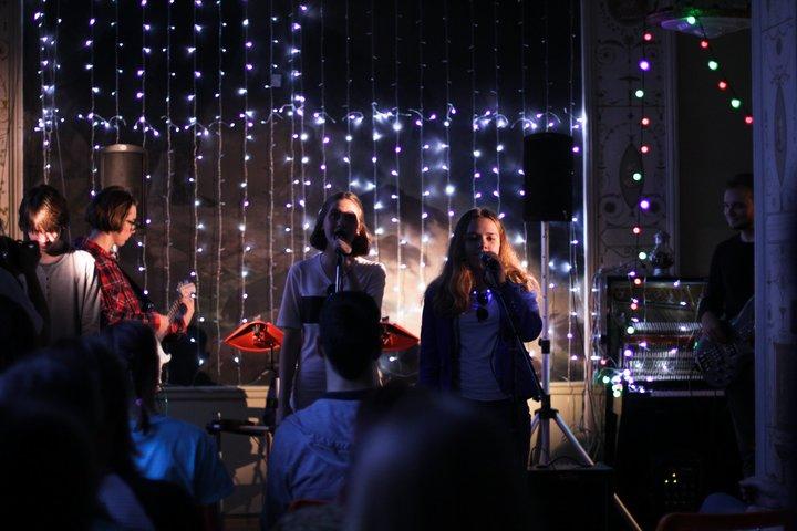 Open-air музыкального проекта «Бык на крыше»