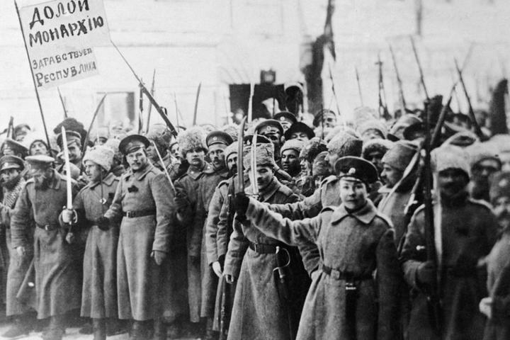 Революция и Гражданская война в контексте политики памяти современной России