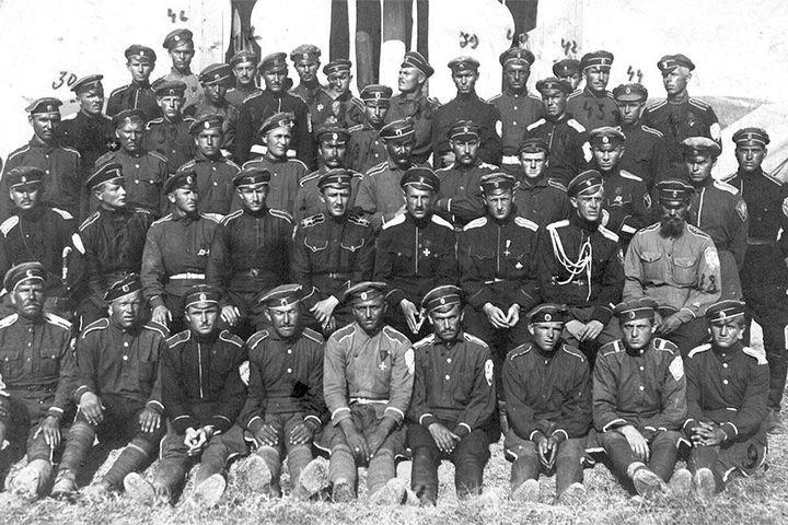 Корниловский ударный полк и рождение Добровольческой армии
