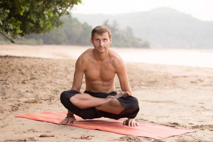 """Открытый класс по новому авторскому направлению йоги """"ЙОГА-ДО"""""""