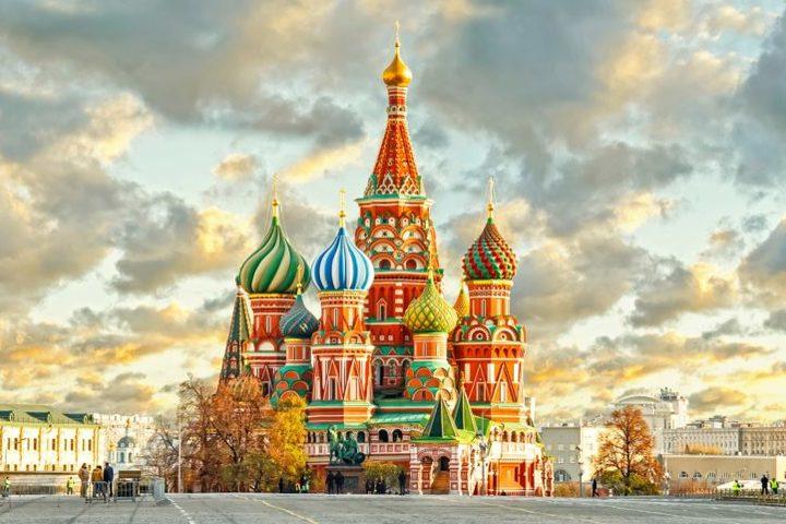 Архитектура Москвы в 7 зданиях