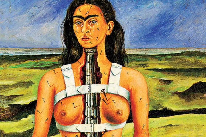 Фрида: искусство с мексиканским характером