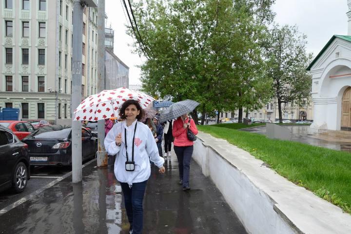 «Улица, похожая на реку»: пешеходная экскурсия