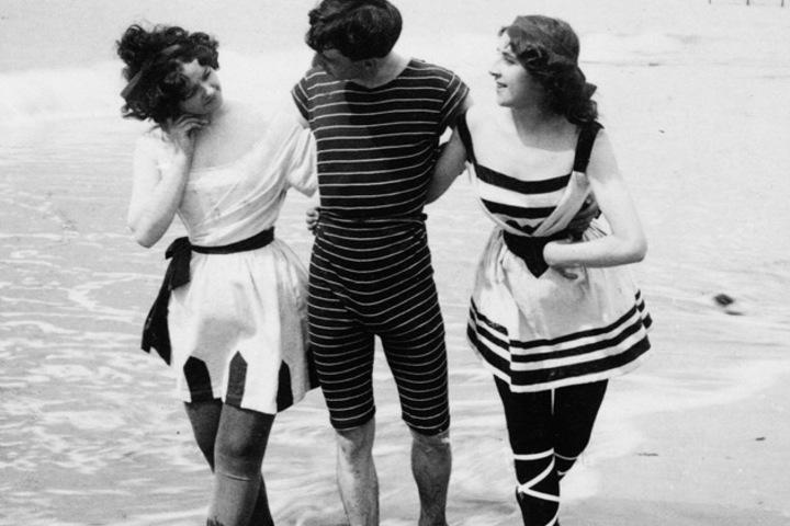 Пляжная мода от истоков до наших дней