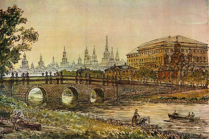 Московские причуды, или Занимательные истории Белого города - 3