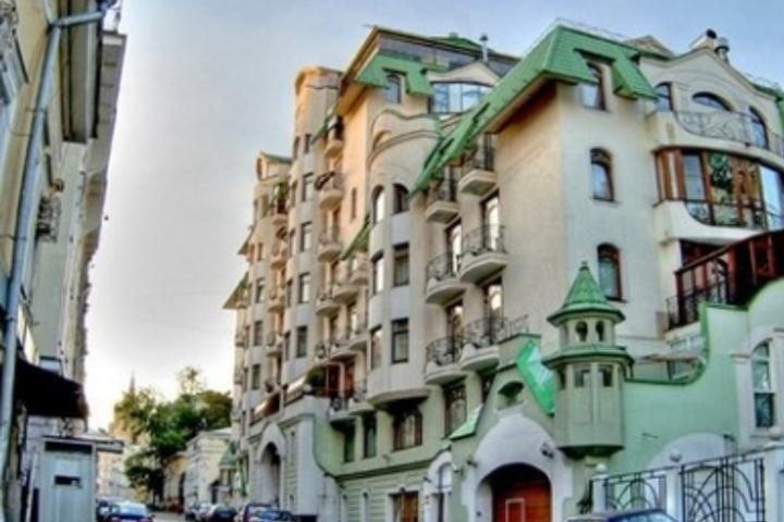 Золотая миля Москвы - Остоженка